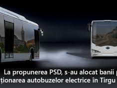autobuse electrice